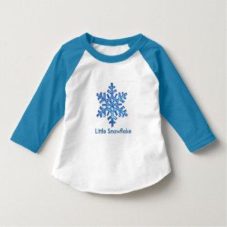 Wenig Schneeflocke Jersey T-Shirt