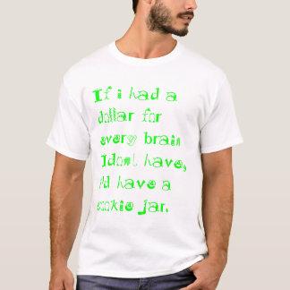 Wenn ich einen Dollar… hatte T-Shirt