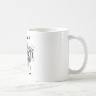 Wenn Lobe steigen, kommt Segen Kaffeetasse