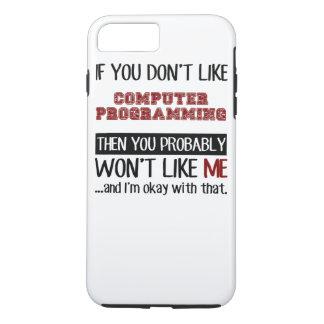 Wenn Sie die Computer-Programmierung nicht cool iPhone 8 Plus/7 Plus Hülle