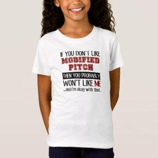 Wenn Sie geänderte Neigung nicht cool mögen T-Shirt