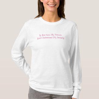 Wenn Sie meine Eltern kannten, würden Sie mein T-Shirt