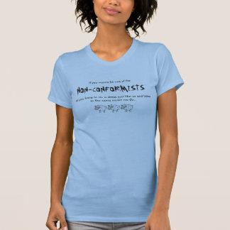 Wenn Sie wollen, um eins von zu sein, T-Shirt