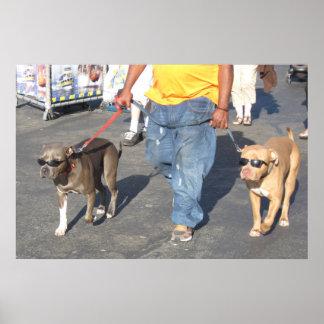 Wer die Hunde heraus ließ Poster