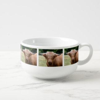 Wer die Licht-Suppen-Tasse ausfiel Große Suppentasse