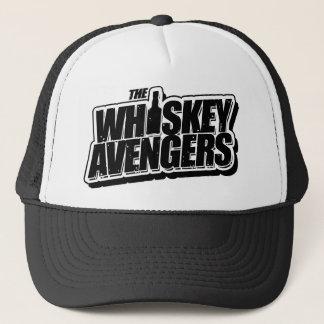 Whisky-Rächer-Fernlastfahrer Truckerkappe