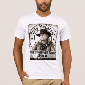 White Trash mit Geld-Kreuzfahrt T-Shirt