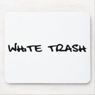 White Trash Mousepads