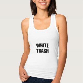White Trash Tanktop