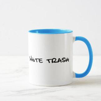 White Trash Tasse