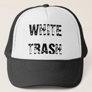 WHITE TRASH TRUCKERKAPPE
