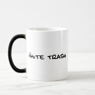 White Trash Verwandlungstasse