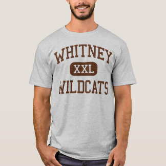 Whitney - Wildkatzen - hoch - Cerritos Kalifornien T-Shirt