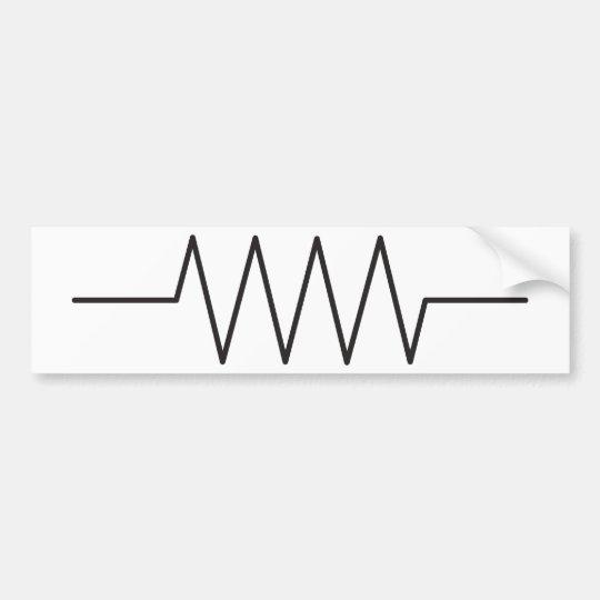 Ziemlich Schaltungssymbol Für Einen Widerstand Ideen - Elektrische ...