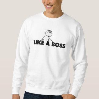 Wie ein CHEF Sweatshirt