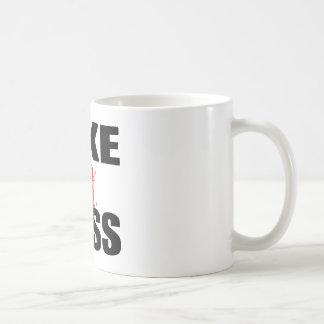 Wie ein Chef Tasse