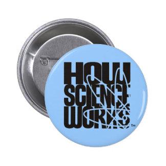 Wie Wissenschaft arbeitet: Der Film-und Video-Wett Anstecknadelbutton