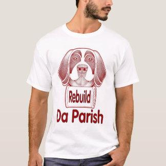 Wiederaufbauen St. Bernard Parish T-Shirt