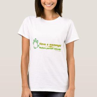 Wiederherstellung sich natürlich T-Shirt