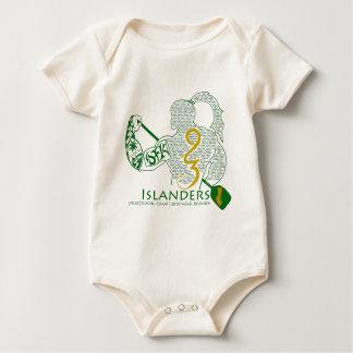 Wiedersehen-Gang JFK Inselbewohner-93 Baby Strampler