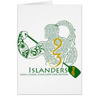 Wiedersehen-Gang JFK Inselbewohner-93 Karte