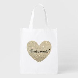 Wiederverwendbare Tasche - Markt-Tasche Einkaufstaschen