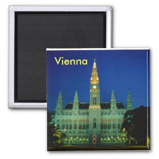 Wien-Magnet Kühlschrankmagnet