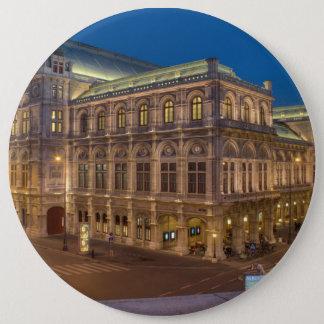 Wien-Staats-Oper, Österreich Runder Button 15,3 Cm