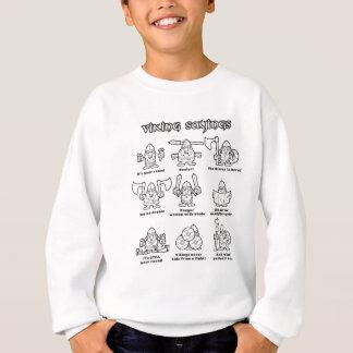 Wikinger-Redewendungen Sweatshirt