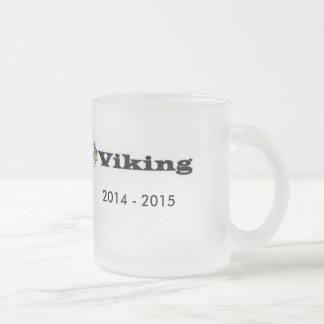 Wikinger-Tasse Matte Glastasse