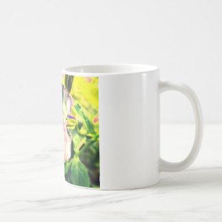 Wildblume-Eindrücke Kaffeetasse