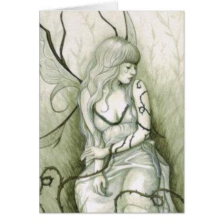 Wilde Rebekarte Grußkarte