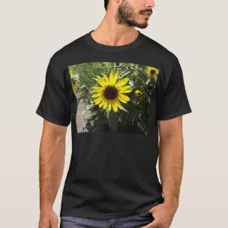Wilde Sonnenblume T-Shirt