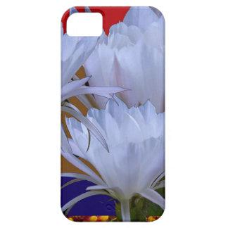 Wilde weiße Lilly Blume:  Fantastische Welt der iPhone 5 Cover