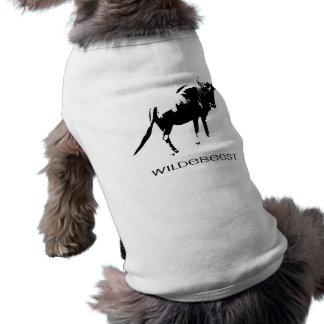 Wildebeest Hündchen-t T-Shirt