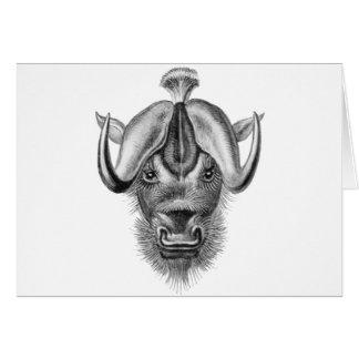 Wildebeest Karte