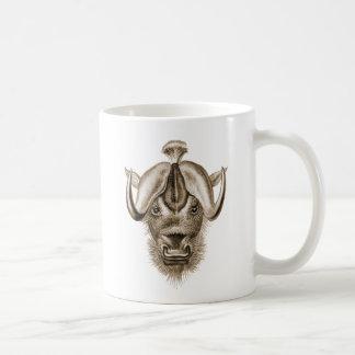 Wildebeest Tasse