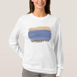 Wildebeest während der Migration, Connochaetes T-Shirt