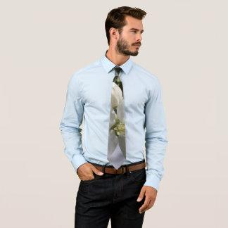 Wilder Apple-Blüten-Krawatte Krawatten