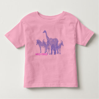 Wilder KinderT - Shirt