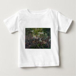 Wildnis-Kampf Baby T-shirt