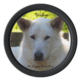 Wiley, GCACS Überlebender Poker Chips Set