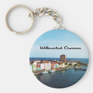 Willemstad Curaçao Schlüsselanhänger