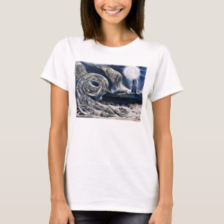 William Blake der Liebhaberwhirlwind-T - Shirt