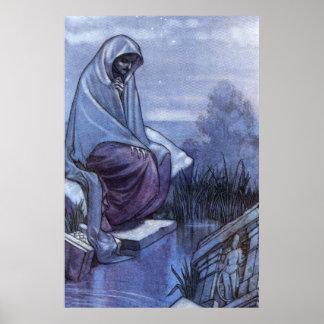 William-Heide Robinson - Madras Poster