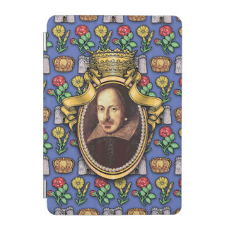 William Shakespeare iPad Mini Cover