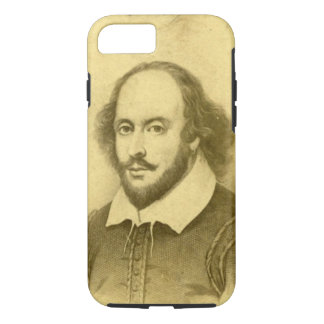 William Shakespeare iPhone 7 starker Fall iPhone 8/7 Hülle