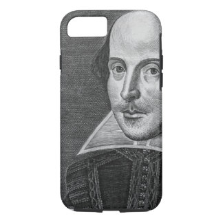 William Shakespeare iPhone 8/7 Hülle