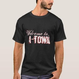 Willkommen zur Ein-Stadt… T-Shirt