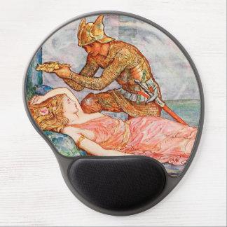 Winden-Fee Gel Mousepad